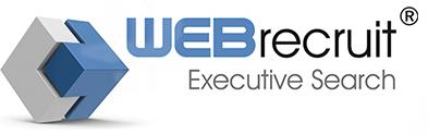 Executive Search München & Personalberatung München – Webrecruit.de Logo